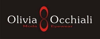 mark for OLIVIA OCCHIALI MODA EYEWEAR, trademark #85211262