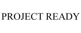 mark for PROJECT READY, trademark #85211927