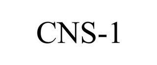mark for CNS-1, trademark #85212051