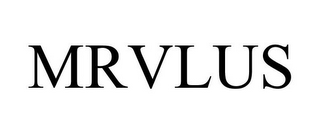 mark for MRVLUS, trademark #85212489