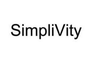 mark for SIMPLIVITY, trademark #85212546