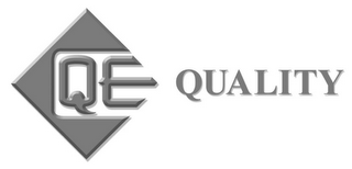 mark for QE QUALITY, trademark #85213127