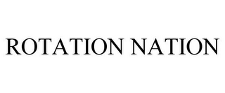 mark for ROTATION NATION, trademark #85213229