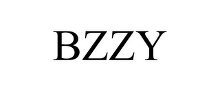 mark for BZZY, trademark #85213394