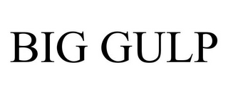 mark for BIG GULP, trademark #85214204