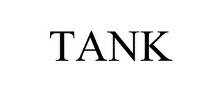 mark for TANK, trademark #85215690