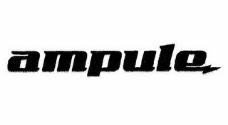 mark for AMPULE, trademark #85217056