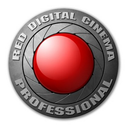 mark for RED DIGITAL CINEMA PROFESSIONAL, trademark #85218455