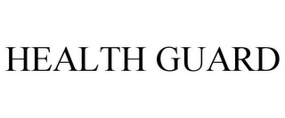 mark for HEALTH GUARD, trademark #85219391