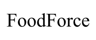 mark for FOODFORCE, trademark #85219496