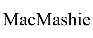 mark for MACMASHIE, trademark #85220594