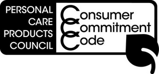 mark for PERSONAL CARE PRODUCTS COUNCIL CONSUMER COMMITMENT CODE, trademark #85221830