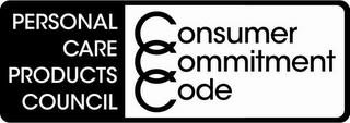mark for PERSONAL CARE PRODUCTS COUNCIL CONSUMER COMMITMENT CODE, trademark #85221833