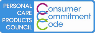mark for PERSONAL CARE PRODUCTS COUNCIL CONSUMER COMMITMENT CODE, trademark #85221835