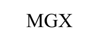 mark for MGX, trademark #85221998