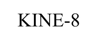 mark for KINE-8, trademark #85222226
