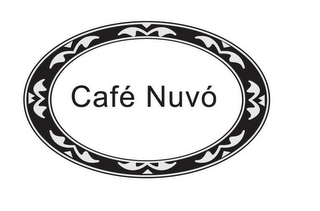 mark for CAFÉ NUVÓ, trademark #85222422