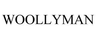 mark for WOOLLYMAN, trademark #85222620