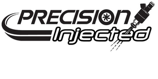 mark for PRECISION INJECTED, trademark #85223444