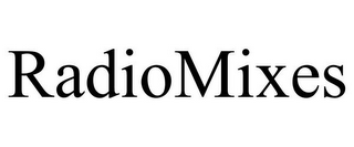 mark for RADIOMIXES, trademark #85223909
