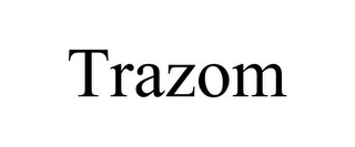 mark for TRAZOM, trademark #85223913