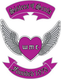 mark for SISTERS OF SCOTA WMC FOUNDED 1979, trademark #85223989