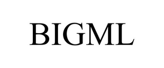 mark for BIGML, trademark #85225488