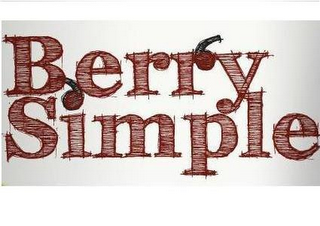 mark for BERRY SIMPLE, trademark #85225859