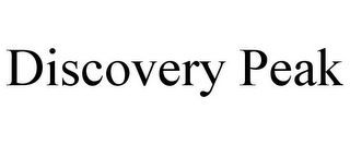 mark for DISCOVERY PEAK, trademark #85226135