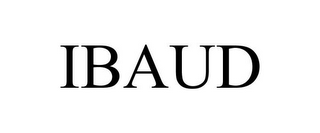 mark for IBAUD, trademark #85227473
