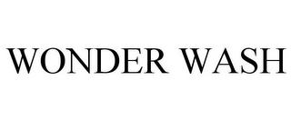 mark for WONDER WASH, trademark #85230252
