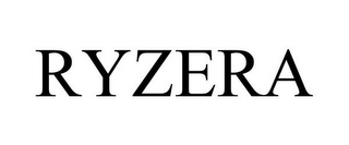mark for RYZERA, trademark #85230279