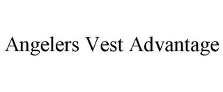 mark for ANGELERS VEST ADVANTAGE, trademark #85230616
