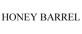 mark for HONEY BARREL, trademark #85231152