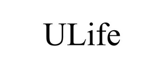 mark for ULIFE, trademark #85231256