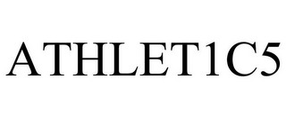 mark for ATHLET1C5, trademark #85231449