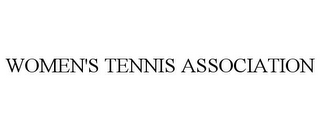 mark for WOMEN'S TENNIS ASSOCIATION, trademark #85231473