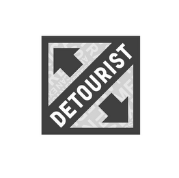 mark for DETOURIST, trademark #85233441