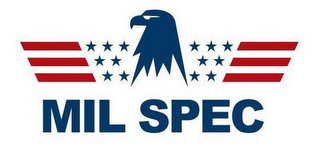 mark for MIL SPEC, trademark #85233776
