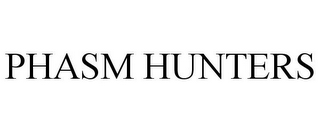 mark for PHASM HUNTERS, trademark #85234155