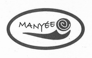 mark for MANYÉE, trademark #85234482
