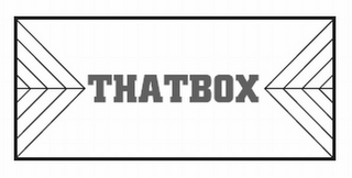 mark for THATBOX, trademark #85237612