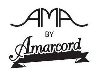 mark for AMA BY AMARCORD, trademark #85238068