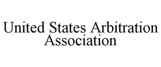 mark for UNITED STATES ARBITRATION ASSOCIATION, trademark #85239266