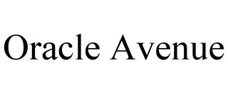 mark for ORACLE AVENUE, trademark #85239413