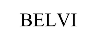 mark for BELVI, trademark #85239835