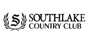 mark for S SOUTHLAKE COUNTRY CLUB, trademark #85240674