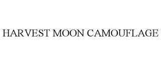mark for HARVEST MOON CAMOUFLAGE, trademark #85241474