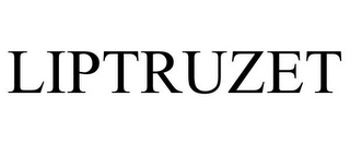 mark for LIPTRUZET, trademark #85242582