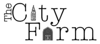 mark for THE CITY FARM, trademark #85243653